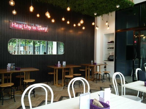 La Juiceria Superfoods Signature, Nadi Bangsar