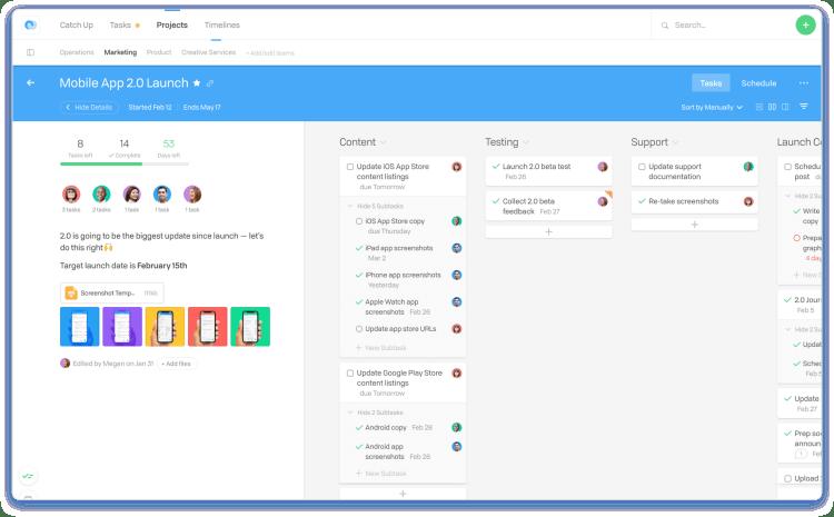 Project Management Projects Desktop2 Web@2X