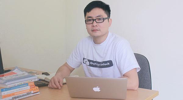 Nguyễn Huy Hoàng, CEO GetFly CRM