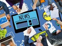 Thông cáo báo chí trên mạng xã hội