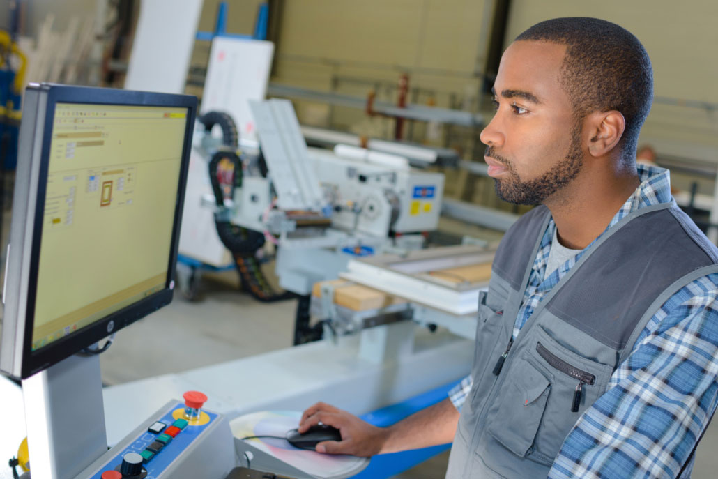 cnc machine operating software operate freepoint technologies smart factory monitoring