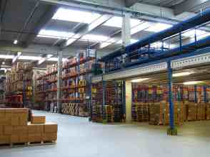 freepoint technologies iiot solutions factory storage piled boxes warehouse blog image.
