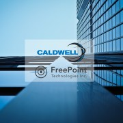 Caldwell and FreePoint Technologies Logos