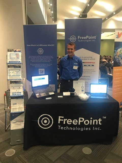 FreePoint President at Microsoft VOX ISM Event