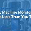 Machine Monitoring Cost Cover Graphic