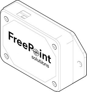 Master Receiver machine monitoring freepoint technologies
