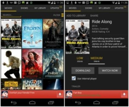 Showbox Apk For Windows 7, 8, 8.1, 10