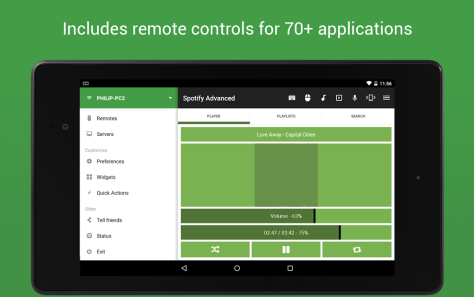 Unified Remote Full 3.6.0 Apk Latest For Android