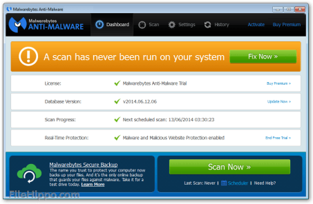 Malwarebytes Anti-Malware 3.1.2 Key Crack