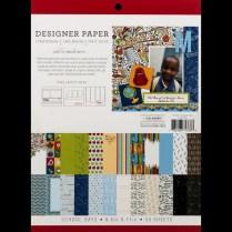 Back to school Scrapbook Ideas to Make Colorbok 85 X 11 School Days Designer Paper 150 Count