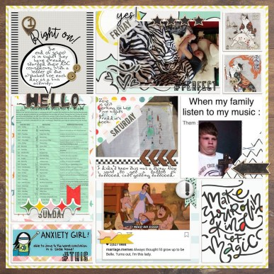 Back to school Scrapbook Ideas to Make The Worlds Best Photos Of Pages And Scrapbook Flickr Hive Mind