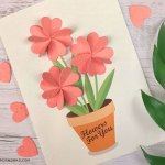 Card Paper Craft Seed Paper Confetti Free Printable Card 2 card paper craft|getfuncraft.com