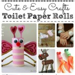 Craft Ideas For Toilet Paper Rolls Toilet Paper Roll Crafts For Kids