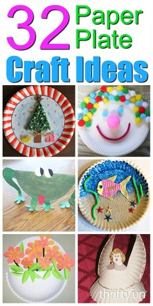 Craft Ideas Using Paper Plates 32 Paper Plate Craft Ideas Pin Fancy2 craft ideas using paper plates getfuncraft.com