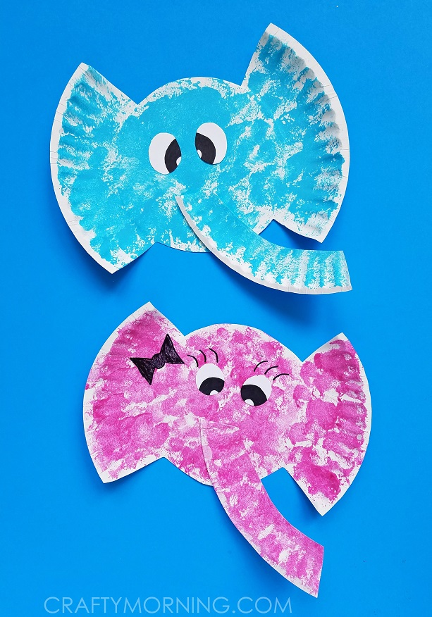 Craft Ideas Using Paper Plates