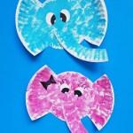 Craft Ideas Using Paper Plates Paper Plate Elephant Craft For Kids craft ideas using paper plates|getfuncraft.com