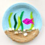 Craft Ideas Using Paper Plates Under The Sea Paper Plate Craft E1462410297280 craft ideas using paper plates|getfuncraft.com