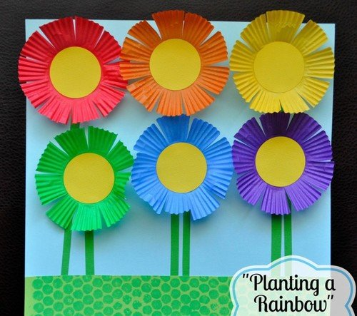 Craft Work With Paper For Kids