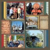 Creative Relationship Scrapbook Ideas Harry Potter Scrapbook Layout Create A Magical Collage
