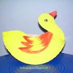Duck Paper Plate Craft Dscn5444 duck paper plate craft|getfuncraft.com