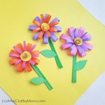 Flower From Paper Craft 23