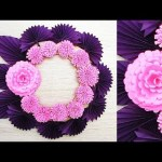 Flower From Paper Craft Hqdefault