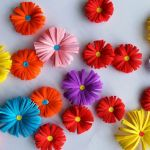 Flower From Paper Craft Origami Paper Flowers