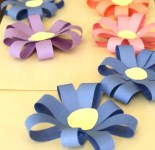 Flower From Paper Craft Paper Flower6