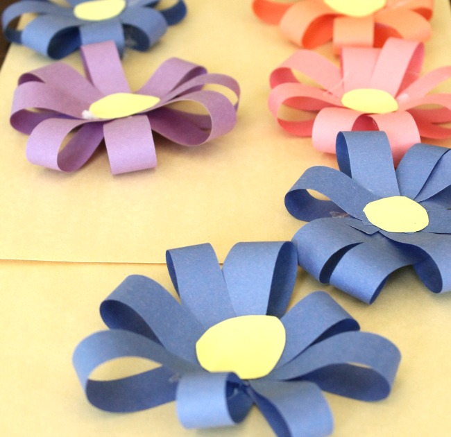 Flower From Paper Craft