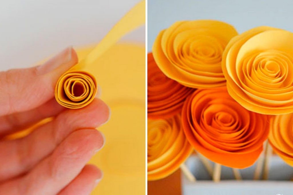 Flower From Paper Craft These Paper Flowers Will Make Your Home Feel Like Spring 1024x683 flower from paper craft|getfuncraft.com