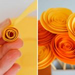 Flower From Paper Craft These Paper Flowers Will Make Your Home Feel Like Spring 1024x683