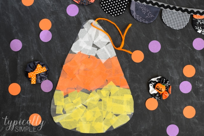 Halloween Crafts With Paper