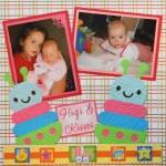 How To Create The Scrapbook Ideas Baby Ba Scrapbook Album 1 Me And My Cricut