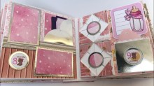 How to Create the Scrapbook Ideas Baby Scrapbook For Ba Girl Scrapbook For Birthday Scrapbook Ideas