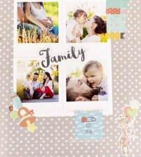 How to Create the Scrapbook Ideas Baby Scrapbook Ideas Make Yor Own Book Family Album Page Layouts Tree