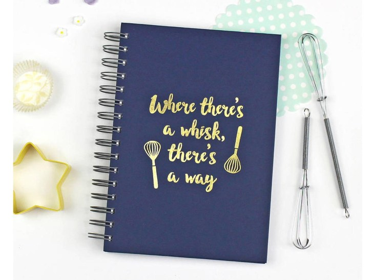 How to Make an Interesting Scrapbook from the Cookbook Scrapbook Ideas