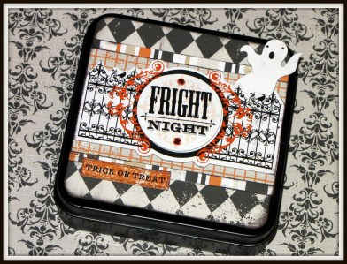 Lovable Couple Scrapbook Pages Ideas Scrapbook Saturday No 11 Halloween Costume Tin Clean And Scentsible