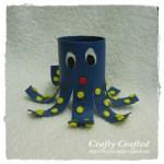 Octopus Toilet Paper Roll Craft 24 octopus toilet paper roll craft getfuncraft.com