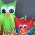 Owl Craft Toilet Paper Roll Toilet Paper Roll Owl Puppets