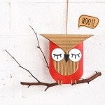 Owl Craft Toilet Paper Roll Toilet Roll Owl Square