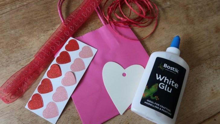 Paper Bag Valentine Crafts