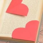 Paper Bag Valentine Crafts Valentine Crafts For Kids Heart Corner Bookmarks paper bag valentine crafts |getfuncraft.com