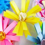 Paper Craft For Kids Flowers Paperflowershero