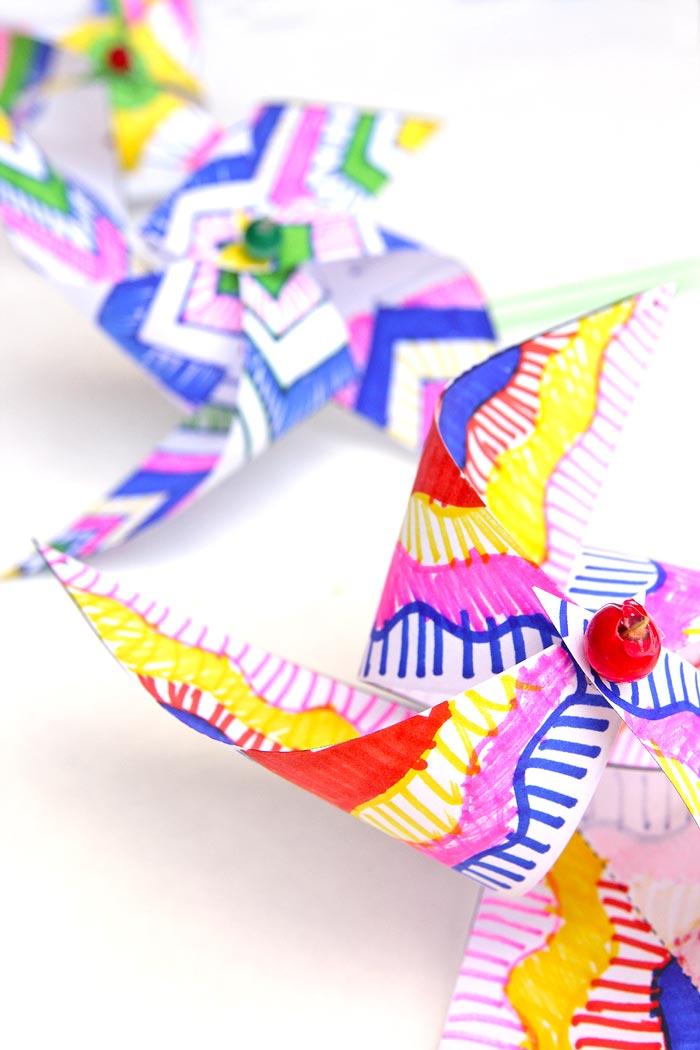 Paper Kids Crafts