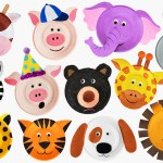 Paper Plate Pig Craft Paperplateanimals Main