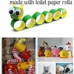 Paper Roll Craft Ideas Toilet Paper Roll Craft Ideas Collage paper roll craft ideas |getfuncraft.com