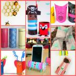 Paper Roll Craft Ideas Toilet Paper Roll Crafts Cardboard Crafts For Kids Border Collage Extralarge900 Id 1834235
