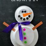 Snowman Paper Plate Craft Paperplatesnowman 536x750 snowman paper plate craft|getfuncraft.com
