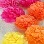 Tissue Paper Crafts Ideas 3 tissue paper crafts ideas|getfuncraft.com