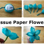 Tissue Paper Crafts Ideas Original